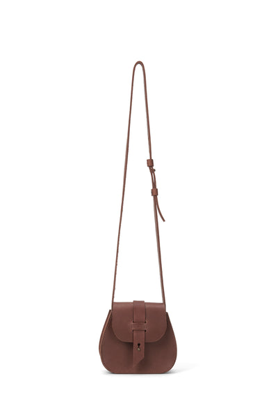 LOWELL // SAINT-GERMAIN OUTLAW LEATHER MINI  | BAGS at LOWELL MTL