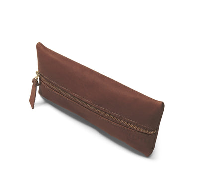 LOWELL // n. 204 NAPPA TAN | POUCH at LOWELL MTL