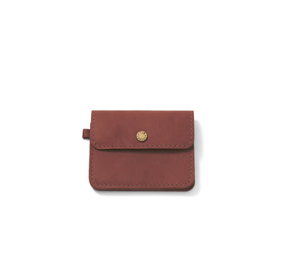 LOWELL // n. 101 NAPPA COGNAC | WALLET at LOWELL MTL