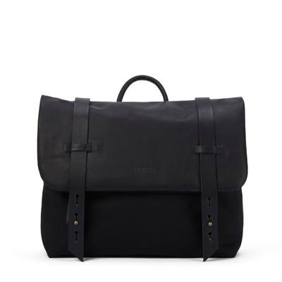 LOWELL // DEZERY DUCK BLACK / BLACK | BAGS at LOWELL MTL