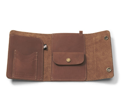 LOWELL // n. 106 NEWPORT TAN | WALLET at LOWELL MTL