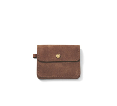 LOWELL // n. 101 NEWPORT TAN | WALLET at LOWELL MTL