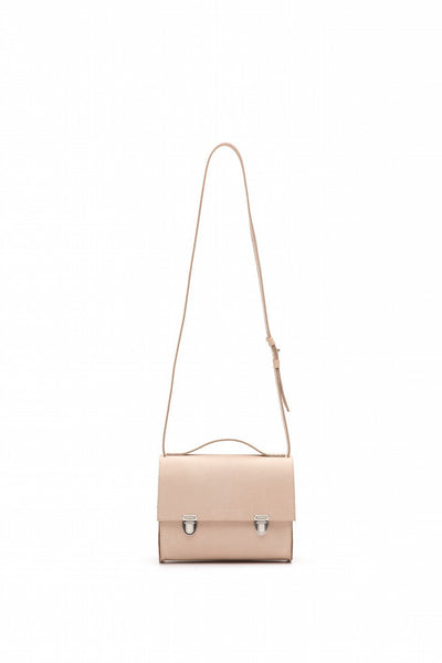 LOWELL // SAINT-PAUL LEATHER NUDE | BAGS at LOWELL MTL