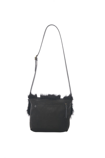 LOWELL // SIMONE RECYCLED FUR  | FUR BAGS at LOWELL MTL