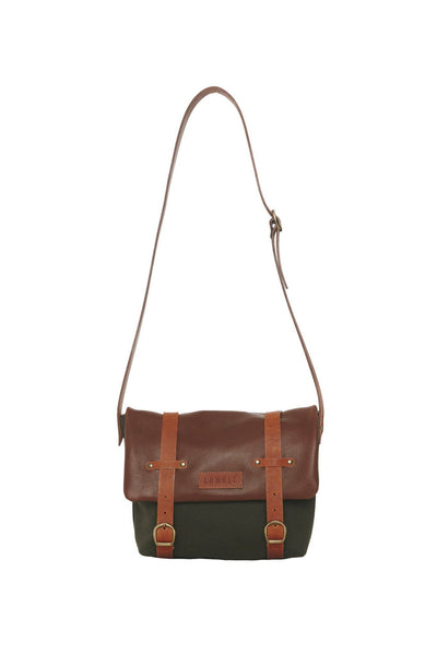 LOWELL // SIMONE COTTON KHAKI | BAGS at LOWELL MTL