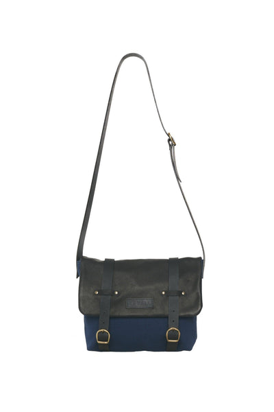 LOWELL // SIMONE COTTON NAVY | BAGS at LOWELL MTL