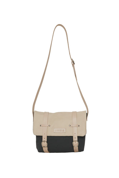 LOWELL // SIMONE COTTON GREY | BAGS at LOWELL MTL