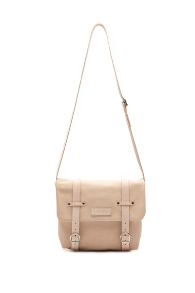 LOWELL // SIMONE LEATHER NUDE | BAGS at LOWELL MTL