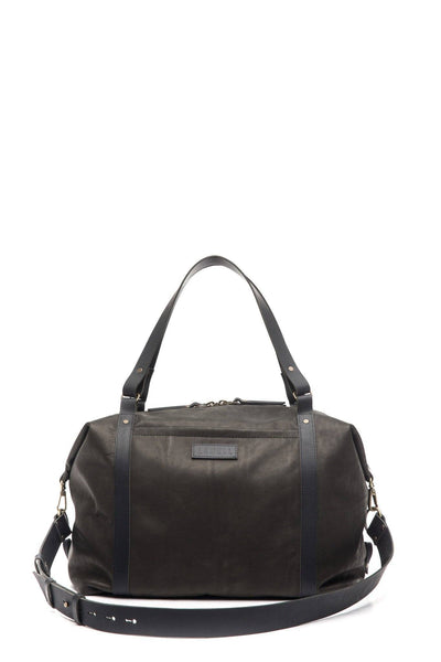 LOWELL // SAINT-MATHIEU LEATHER BLACK | BAGS at LOWELL MTL
