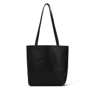 LOWELL // JEAN-TALON OUTLAW LEATHER BLACK | BAGS at LOWELL MTL