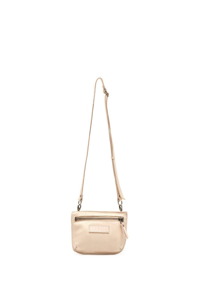 LOWELL // SAINTE-CATHERINE LEATHER NUDE | BAGS at LOWELL MTL