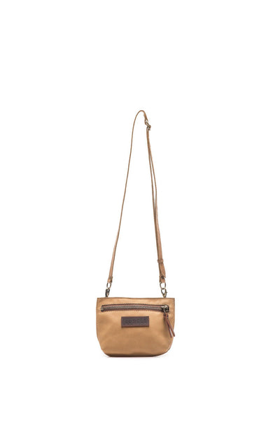 LOWELL // SAINTE-CATHERINE LEATHER TAN | BAGS at LOWELL MTL