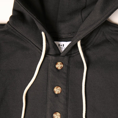 MUTTONHEAD // CAMPING HOODIE  | SWEATERS at LOWELL MTL
