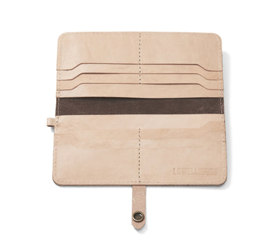 LOWELL // n. 104 VEG NUDE | WALLET at LOWELL MTL