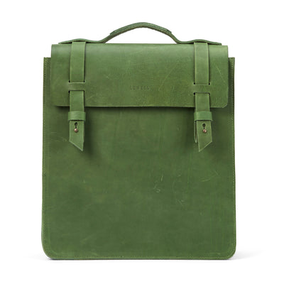 LOWELL // SAINT-ZOTIQUE OUTLAW LEATHER CACTUS | BAGS at LOWELL MTL