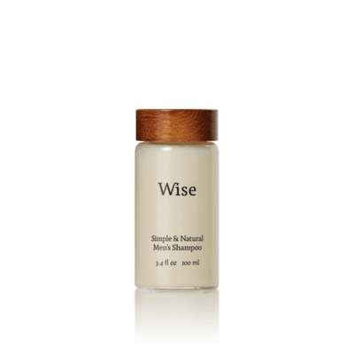 Wise // MEN'S SHAMPOO 100 ml | GROOMING at LOWELL MTL