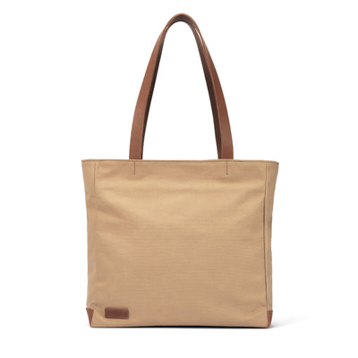 LOWELL // MAISONNEUVE DUCK BEIGE / TAN | BAGS at LOWELL MTL