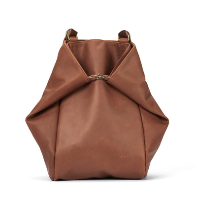 LOWELL // CASGRAIN NAPPA LEATHER TAN | BAGS at LOWELL MTL