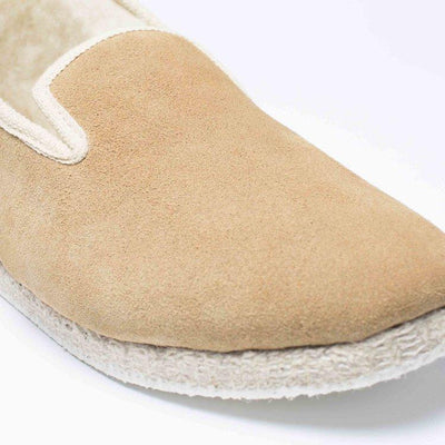 CHARENTAISES LEATHER BEIGE