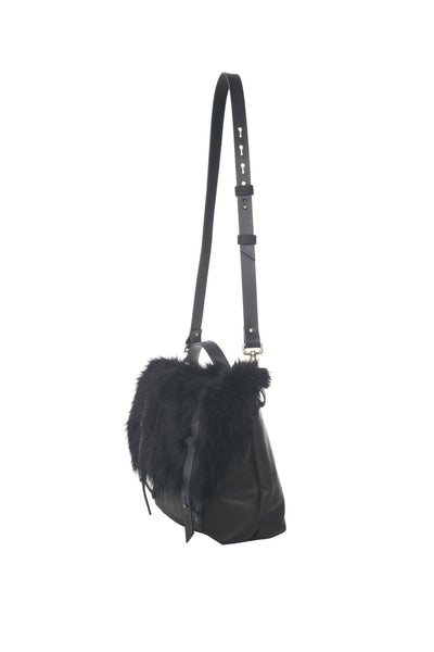 LOWELL // DEZERY RECYCLED FUR  | FUR BAGS at LOWELL MTL
