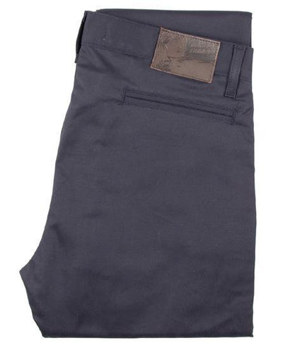 NAKED AND FAMOUS // CORE SLIM CHINO NAVY | PANTS at LOWELL MTL