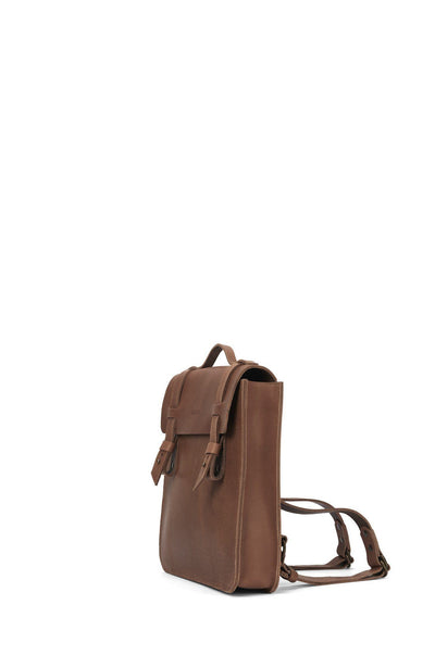 LOWELL // VAN HORNE OUTLAW LEATHER  | BAGS at LOWELL MTL