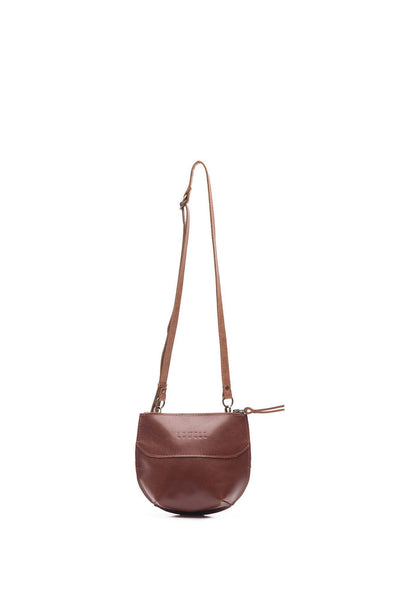 LOWELL // WINNIPEG LEATHER COGNAC | BAGS at LOWELL MTL