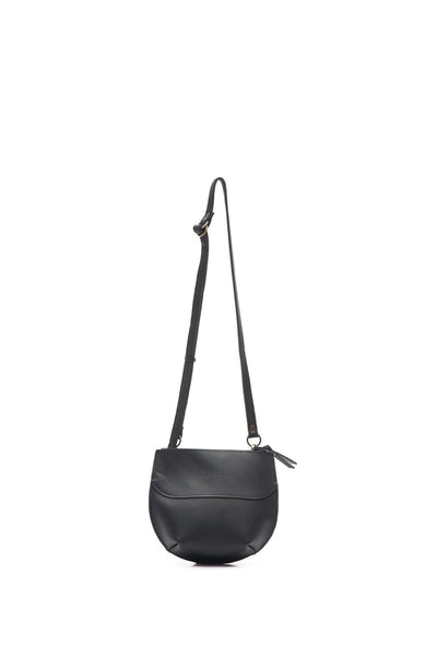 LOWELL // WINNIPEG LEATHER BLACK | BAGS at LOWELL MTL