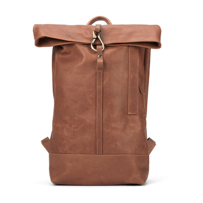 LOWELL // WAVERLY NAPPA LEATHER TAN | BAGS at LOWELL MTL