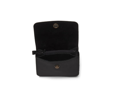 LOWELL // n. 101 NAPPA BLACK | WALLET at LOWELL MTL