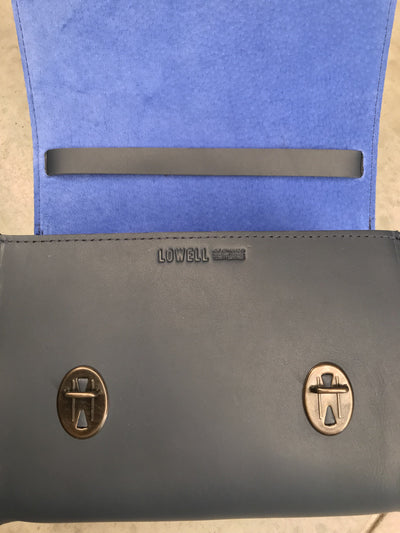 ROYAL BLUE SAINT-PAUL LEATHER LIMITED EDITION