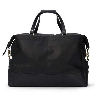 LOWELL // SAINT-MATHIEU NAPPA LEATHER BLACK | BAGS at LOWELL MTL