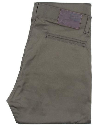 NAKED AND FAMOUS // CORE SLIM CHINO KHAKI | PANTS at LOWELL MTL