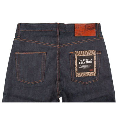 11 OZ STRETCH SELVEDGE