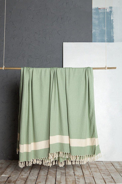 TAMA TOWELS // COUNTRY THROW  | OBJETS / OBJECTS at LOWELL MTL