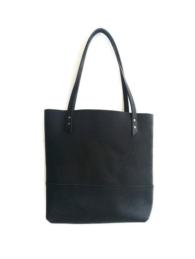 LOWELL // MEXICO LEATHER BLACK | BAGS at LOWELL MTL