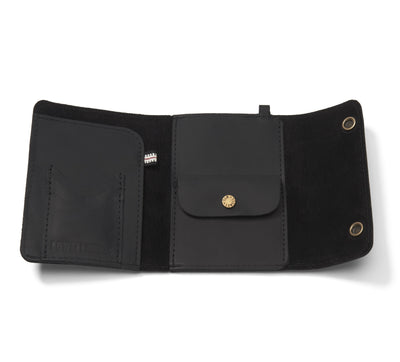 LOWELL // n. 106 NAPPA BLACK | WALLET at LOWELL MTL
