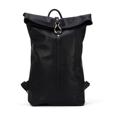 LOWELL // WAVERLY NAPPA LEATHER BLACK | BAGS at LOWELL MTL