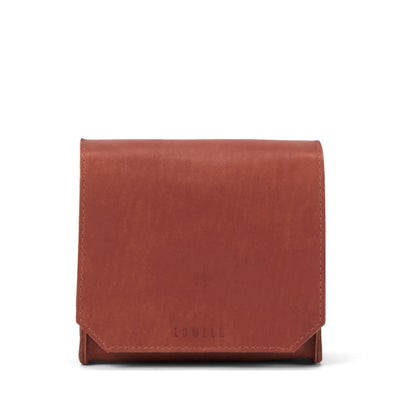 LOWELL // GUIZOT OUTLAW LEATHER COGNAC | BAGS at LOWELL MTL