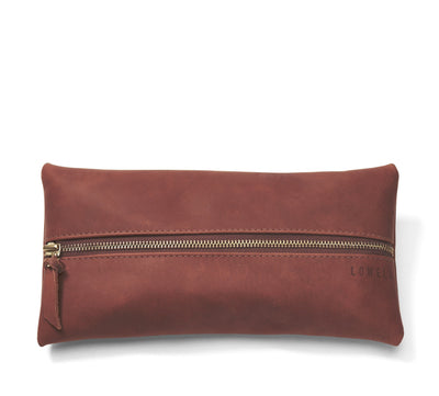 LOWELL // n. 205 NAPPA COGNAC | POUCH at LOWELL MTL