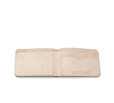 LOWELL // n. 102 VEG NUDE | WALLET at LOWELL MTL