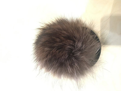 Rachel F by Lowell // RF CACHE OREILLES FUR  | FUR EARMUFFS at LOWELL MTL