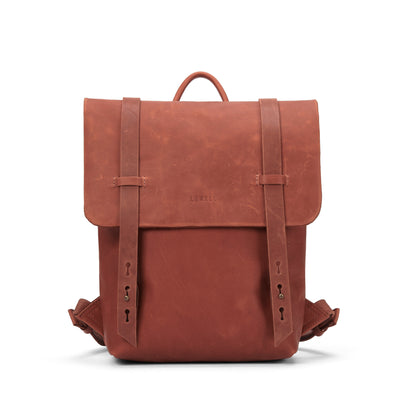 LOWELL // FAIRMOUNT NAPPA LEATHER COGNAC | BAGS at LOWELL MTL