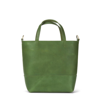 LOWELL // ATWATER OUTLAW LEATHER PETIT CACTUS | BAGS at LOWELL MTL