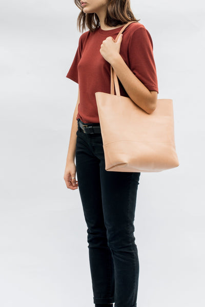 LOWELL // JEAN-TALON NEWPORT LEATHER  | BAGS at LOWELL MTL