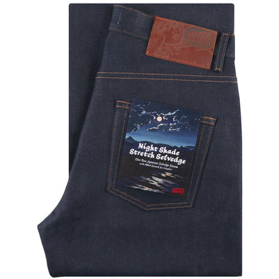NIGHTSHADE STRETCH SELVEDGE