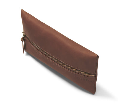LOWELL // n. 205 NAPPA TAN | POUCH at LOWELL MTL