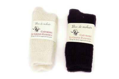 CITY SOCKS IVORY