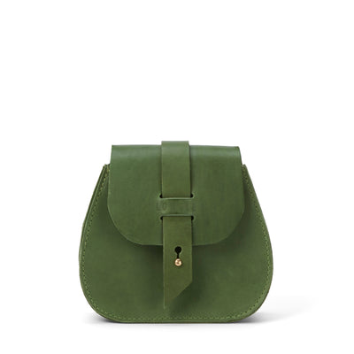 LOWELL // SAINT-GERMAIN OUTLAW LEATHER MINI CACTUS | BAGS at LOWELL MTL