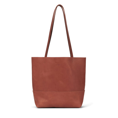 LOWELL // JEAN-TALON OUTLAW LEATHER COGNAC | BAGS at LOWELL MTL